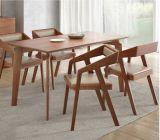 Boa qualidade de mobiliário de jantar moderno Restaurante Cadeira de jantar em madeira