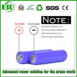 3,7 V14430 de l'IC batterie rechargeable Li-ion 650mAh pour E-Ciga