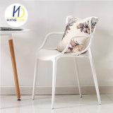 Apilable moderno de alta calidad desplegada al aire libre Master silla de plástico