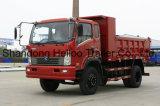 Sinotruk Cdw 2018 년 4X2 15 톤 빛 팁 주는 사람 화물 자동차 트럭