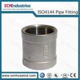 Stainless Steel Investment Casting Tee Threaded Fittings