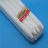 Белый цвет 400g рифленный свечка для Африки