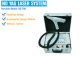 Вертикальная машина удаления Birthmark удаления спекла удаления Tattoo лазера ND YAG