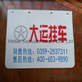 Personnalisé en caoutchouc garde-boue pour camions et de remorques
