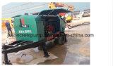 10 m3/H concret mouillé utilisés sur la construction de la machine de pulvérisation