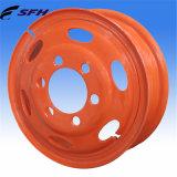경트럭 (6.5-16)를 위한 강철 바퀴 변죽