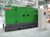 Конкурентоспособные цены 80kVA Daewoo Automatiocally Super Silent Diesel Generator Set/CE Approved