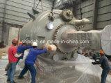 Реактор стали углерода эмали высокого качества выровнянный стеклом с курткой