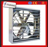 De Ventilator van de Ventilatie van de Varkensfokkerij van het Huis van de kip (geslingerde de uitlaatventilator van de dalingshamer)