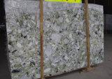 Nuevo mármol de piedra natural esmeralda popular de la losa del verde de jade del hielo en la promoción