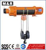 高品質の0.75トンワイヤー電気起重機