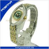 Seule montre-bracelet de dames avec le cadeau Psd-2581 de l'amie spéciale de cadran