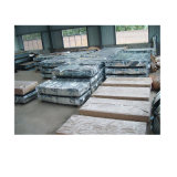 PPGI Prepainted mosaico Galzed Hoja de techos de cartón ondulado