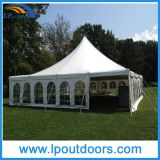 12X12m Outdoor Steel Frame Cheap Wedding Marquee Peg Palo Tent