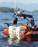 Self-Righting Zakken van Aqualand voor de Militaire Boten van de Rib van de Patrouille/Self-Righting Systemen voor de Stijve Opblaasbare Boten van de Redding/Srb (SR-a)