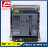 Cortacircuítos universales del corta-circuito 1250A Acb del regulador inteligente de Acb del corta-circuito del aire para el alto voltaje 145kv