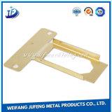 打つ溶接プロセスのカスタマイズされたシート・メタルの鋼鉄押す部品