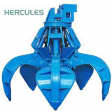 Excavator Hydraulic Grapple for Steel Scrap with High Efficiency