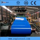 заводская цена Prepainted оцинкованной стали с полимерным покрытием обмотки катушки зажигания черной металлургии