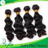 Weave da forma, o melhor corpo ondulado, cabelo humano