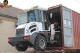 Wolf 1,6 ton Pá carregadeira de rodas pequenas ZL16, 916f