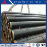 API 3PE Anti-Corrosion 나선에 의하여 용접되는 강철 관