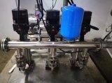 Non-Auto verticale chiaro che innesca pompa centrifuga a più stadi