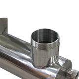 Sterilizzatore UV dell'acciaio inossidabile di disinfezione dell'acqua di acquicoltura