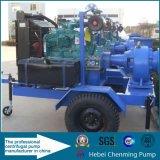 Machine d'irrigation agricole pour pompe à eau avec moteur diesel
