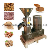 Coco del extracto de la manteca de cacao que hace la máquina coloide del molino