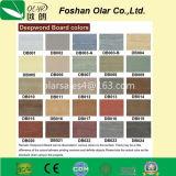 Scheda di raccordo variopinta approvata del cemento della fibra del rivestimento del Ce