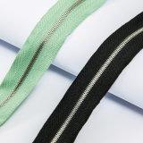 Застежка -молния металла/нейлон Zipper/SGS CQC утвержденный