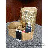 Sacchetto di memoria della carta da parati lavabile, sacchetto metallico della carta da parati lavabile per memoria