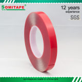 El doble de acrílico de la espuma de Vhb de la adherencia fuerte de la cinta Sh368 de Somi echó a un lado cinta/cinta adhesiva de acrílico para la fijación de referencia al aire libre