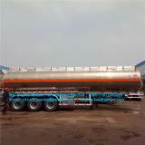 [42000ليترس] [ألومينوم لّوي] دبّابة مقطورة متحرّك وقود مقطورة لأنّ عمليّة بيع