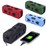 3600mAh 이동 전화를 위한 무선 방수 NFC Bluetooth 스피커 힘 은행