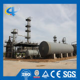 Oil e Engine residui Oil Distillation Plant