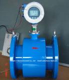La capacitance piézoélectrique Débitmètre vortex (vapeur de gaz naturel) Indicateur de transmetteur de débit du débitmètre d'Volume du débit Débit total Débitmètre massique
