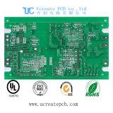 10 agujero avellanador capa PCB con el control de impedancia RoHS CE