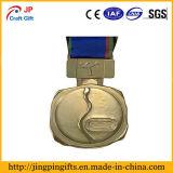 Maratona de alta qualidade personalizada Medalha de Metal