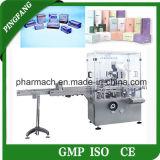 Máquina de embalagem automática para o cosmético, médica, producto da caixa da caixa