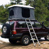 Barraca dura de acampamento da parte superior do telhado do carro do escudo da barraca do telhado da fibra de vidro de Maggiolinas para a venda