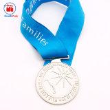 De nouveaux produits en métal argenté percevable Médaille Die