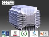 Profils en aluminium/en aluminium d'extrusion pour le radiateur d'unité centrale de traitement