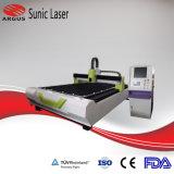 Style du bras Dual-Side entraînée la structure de la faucheuse laser à fibre
