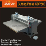Boway CDP500 Jigsaw Puzzle Mini Fotos Ronda Máquina de troquelado Cortador de papel