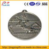 クラブのためのカスタム高品質の金属メダル
