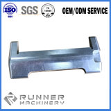 Het Malen die van het Aluminium van het Staal van het koper/van het Messing CNC Machinaal bewerkt Deel machinaal bewerken