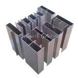 Extrusões do indicador de alumínio e do frame de porta