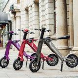 350W Ebike vélo électrique pliant E-scooter